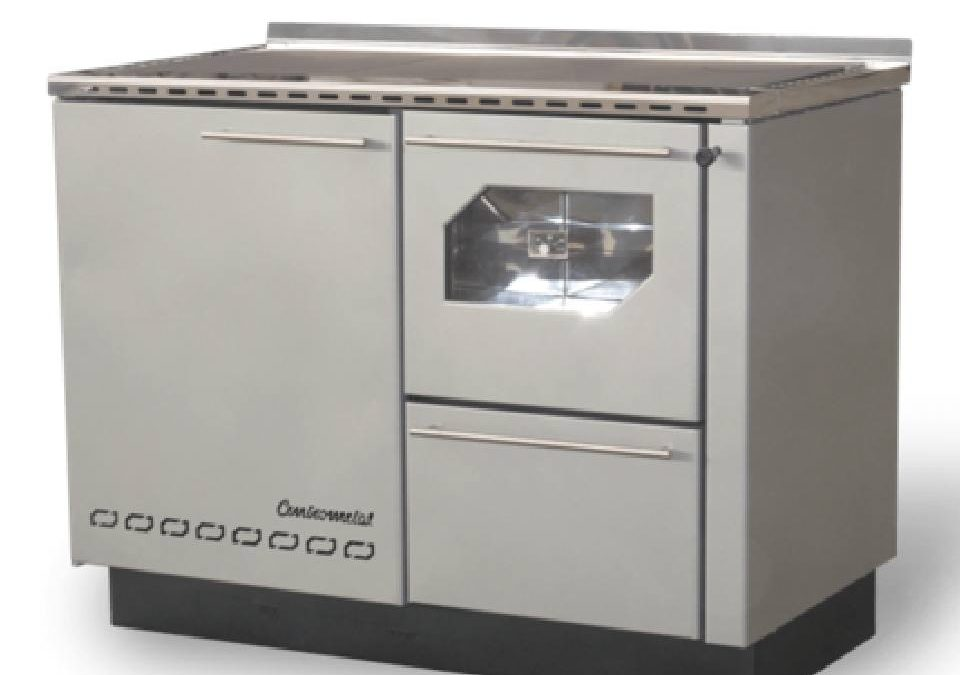 Fogão Centrometal Hidro Bio-Pek 18kW